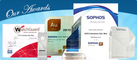 UES E-Solutions | WatchGuard | Sophos | UTM, Unified Threat